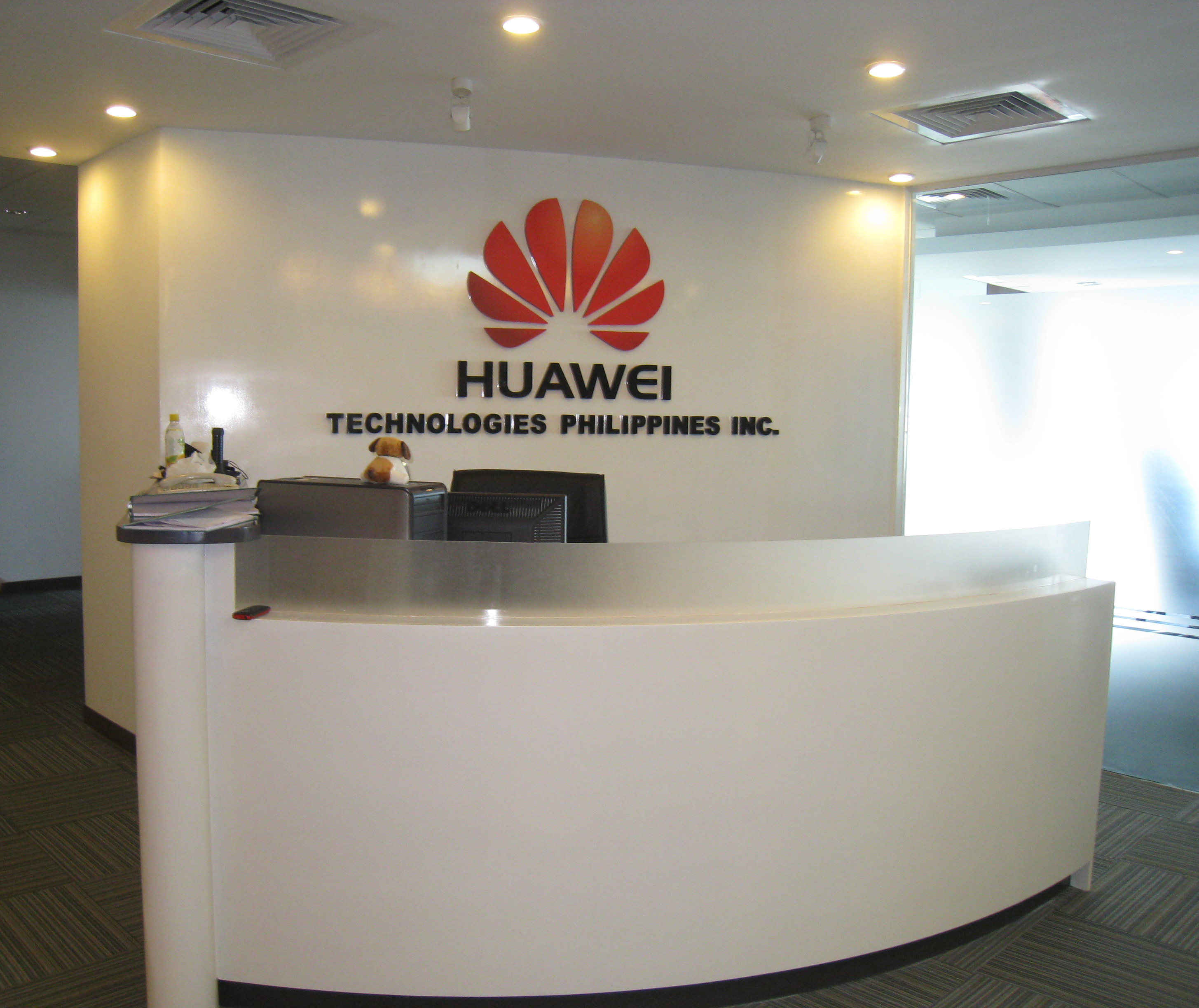 Huawei Private Office Novelle Office Furniture And
